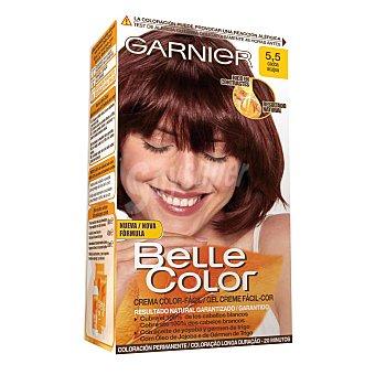 Belle Color Garnier Gel Color Fácil Caoba Nº 5,5 1 unidad