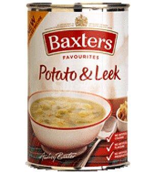 Baxters Sopa patatas con puerros 415 g