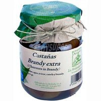 La molienda verde Castaña Brandy  300g