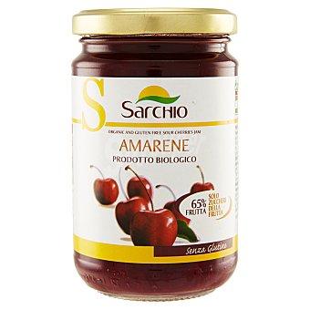 Sarchio Mermelada de cerezas ecológica 320 g