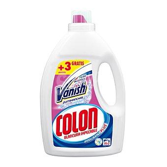 Vanish Detergente líquido con 40 lavados