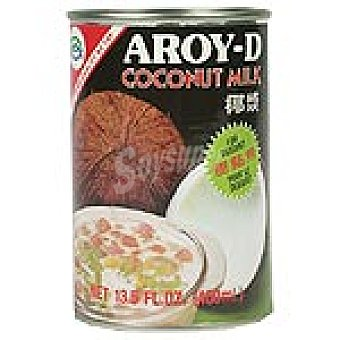 AROY-D Extracto coco dulce Lata 400 ml