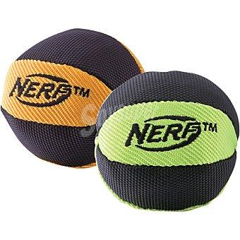 Nerf Squeaker pelota para perros 635cm colores surtidos Envase 1 unidad