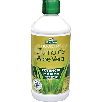 Aloe Pura Zumo de aloe vera Envase 1 l
