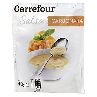 Carrefour Salsa Carbonara 40 g