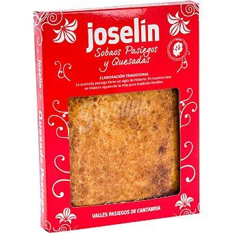 Joselin Quesada pasiega bandeja 450 g Bandeja 450 g