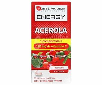 Forte Pharma Complemento alimenticio, acerola 60 Comprimidos