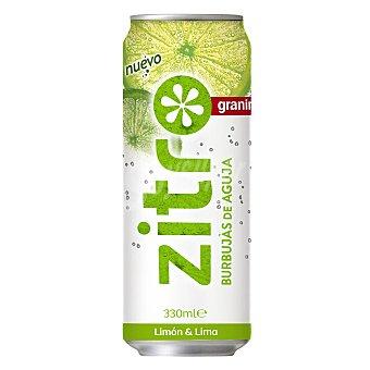 Zitro Limon y lima Lata 33cl