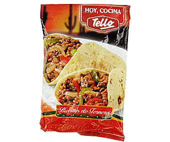 Tello Kit Burritos de Ternera 340g