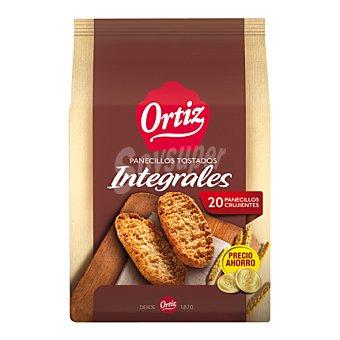 Ortiz Panecillos integrales tostados 225 g