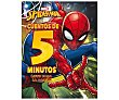 Spiderman: cuentos de 5 minutos. Listo para la acción. disney. Género: infantil. Editorial: Ediciones. Marvel