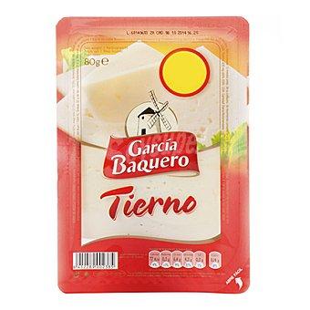 García Baquero Queso en lonchas tierno 80 g