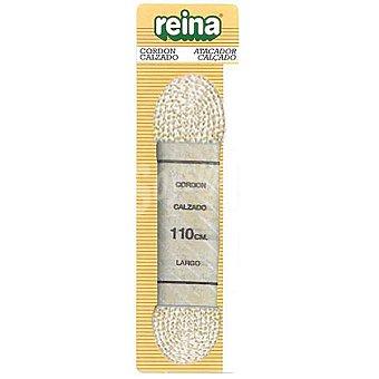Reina Cordones deportivos blancos planos 110 cm