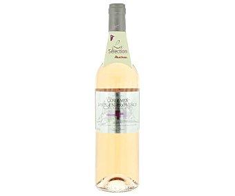 COTEAUX D´AIX PROV. Vino rosado francés pierre chanau Botella de 75 cl