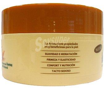 Avena Kinesia Crema Hidratante para Cuerpo y Cara con Avena 200 Mililitros