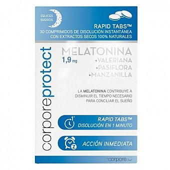 Corpore Protect Melatonina 30 ud 30 ud