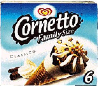 Frigo Cornetto Helado clasico 6 UNI