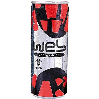 WEB bebida energética lata 25 cl