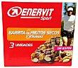 Barrita energetica frutos secos y vitaminas para deportistas Caja 3 u ENERVITSPORT