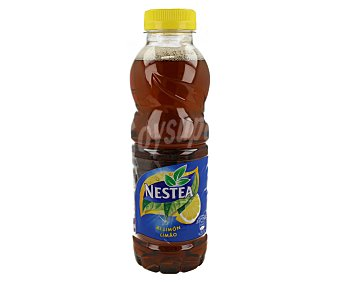 Nestea Refresco de té con sabor a limón Botella de 50 cl