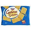 Cracker galleta salada (paquete azul) Paquete 4 u Galbusera