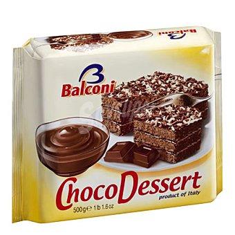 Balconi Choco Desert Paquete 500 g