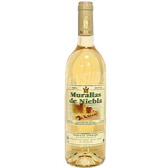 Murallas de Niebla Vino blanco semidulce de Andalucía Botella 75 cl