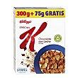 Cereales con trocitos de chocolate con leche 375 g Special K Kellogg's