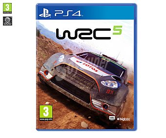 DEPORTES WRC 2015 Ps4