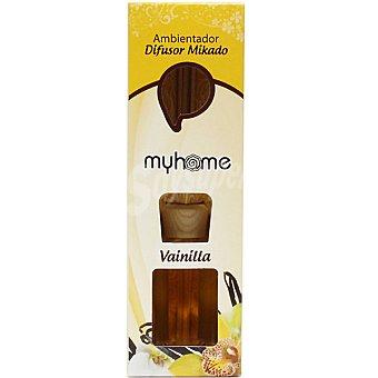 S&S Myhome ambientador natural mikado Vainilla bote 50 ml Bote 50 ml