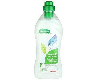 Vivir Mejor Auchan Suavizante Concentrado Aloe Vera Ecológico 750ml