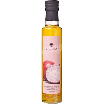 La Chinata Condimento a base de aceite de oliva virgen extra y cebolla Botella 250 ml