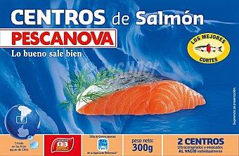 Pescanova Centros de salmón 300 g