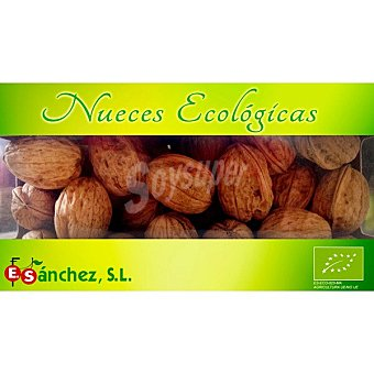 Sanchez Nueces ecológicas Tarrina 600 g