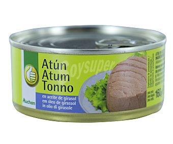 Productos Económicos Alcampo Atún en aceite girasol Lata de 104 gr