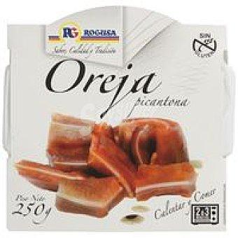 Rogusa Oreja picantona Bandeja 250 g
