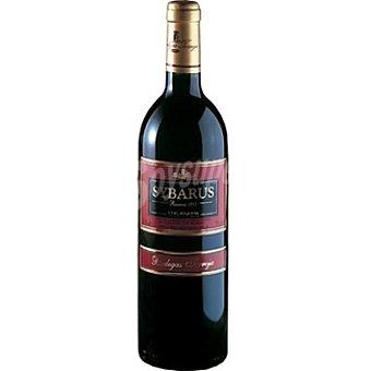 SYBARUS Vino tinto reserva de Valencia Botella 75 cl