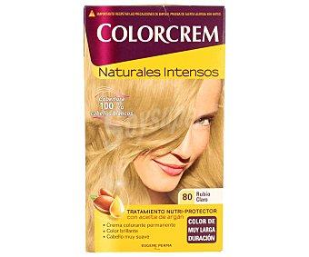 Colorcrem Tinte rubio claro N.80 Caja 1 unid