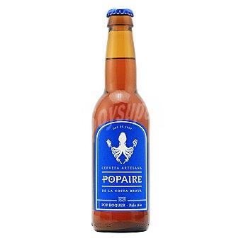 Popaire Cerveza artesana Pop Roquer Pale Ale 33 cl