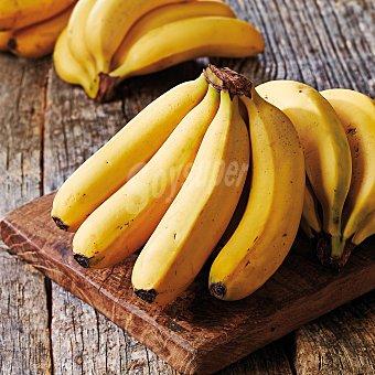 Plátano de Canarias Plátano granel Premium Bolsa de 1000.0 g.