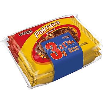Eidetesa Palmera bombón pack ahorro 3 unidades paquete 345 g Pack ahorro 3 unidades