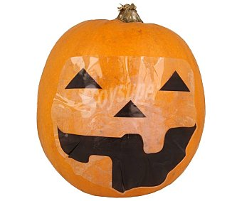 Halloween Calabaza de 1 unidad