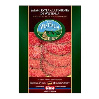 Casa Westfalia Salami extra a la pimienta 100 g