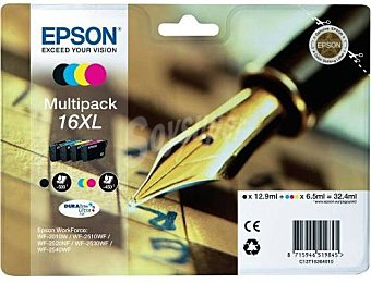Epson C13T16364010 - Cartucho de tinta, color
