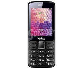 WIKO RIFF NEGRO Wiko riff negro Teléfono móvil libre