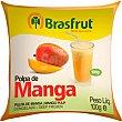 pulpa de mango  bolsa 100 g BRASFRUT
