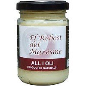 EL REBOST Del MARESME Allioli Tarro 140 g