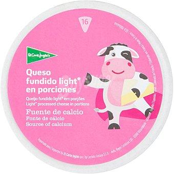 Aliada Queso fundido en porciones light 16 quesitos Envase 250 g