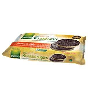Gullón Tortitas de maíz con chocolate negro 6 ud. 95 g