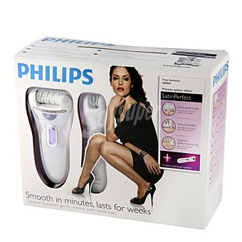Philips Depiladora hp6574 .
